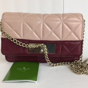 New Kate spade authentic leather crossbody bag